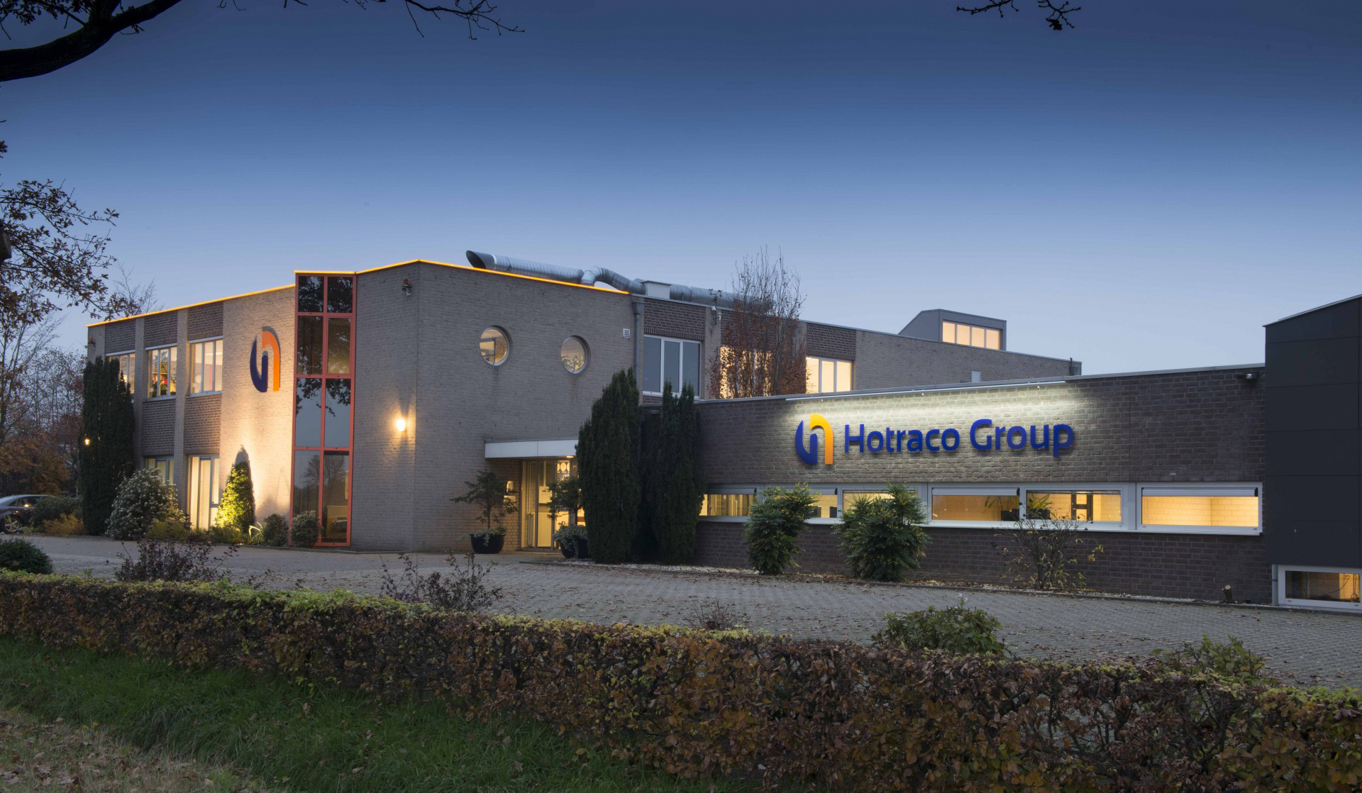 Lichtreclame - Hotraco Group, Horst