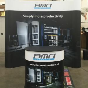 Beursstand met balie - BMO Automation, Nederweert