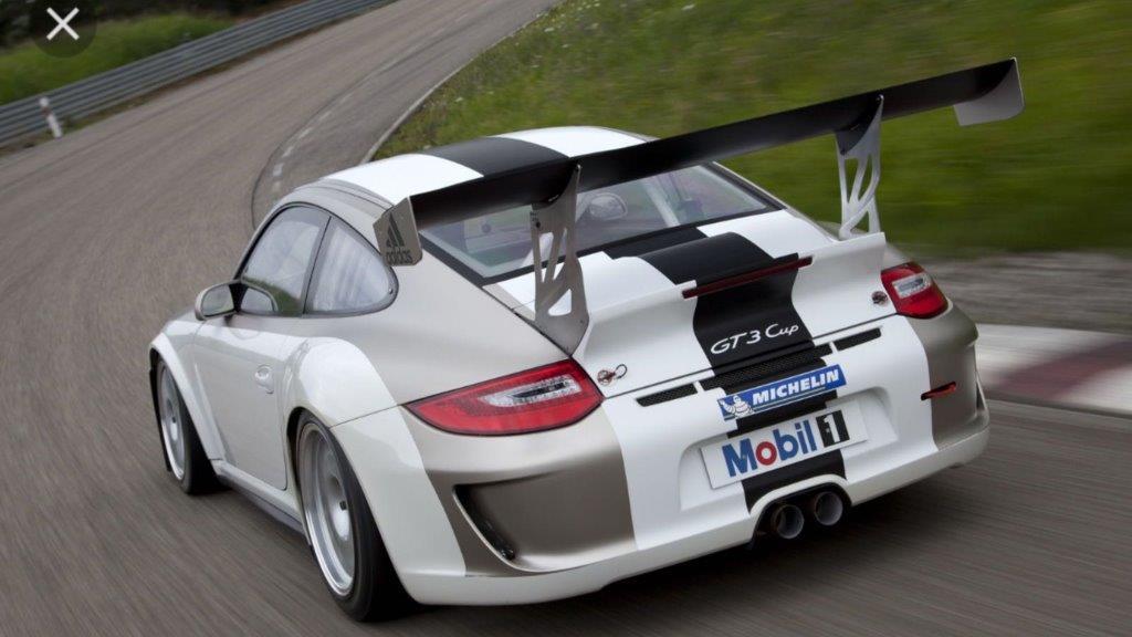 Carwrapping Porsche