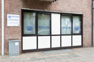 Pand belettering - Annalies van Eldijk, Weert