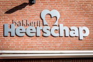 Freesletters - Bakkerij Heerschap, Roggel
