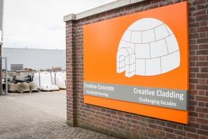 Gevelbord - Creative Cladding, Weert