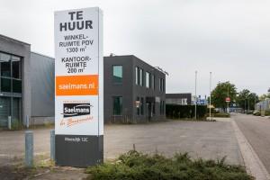 Makelaars zuil - Bedrijfsmakelaardij Saelmans in Business, Weert