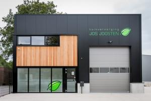 Pandbelettering - Tuinverzorging Jos Joosten, Weert