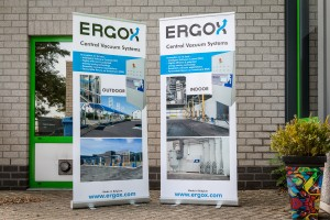 Roll-up Banners - Ergox, Maaseik (België)
