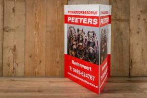 V-Bord - Stukadoorsbedrijf Peeters, Nederweert