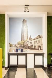 Wallwrap Koffiecorner - Zuiderhuis, Weert